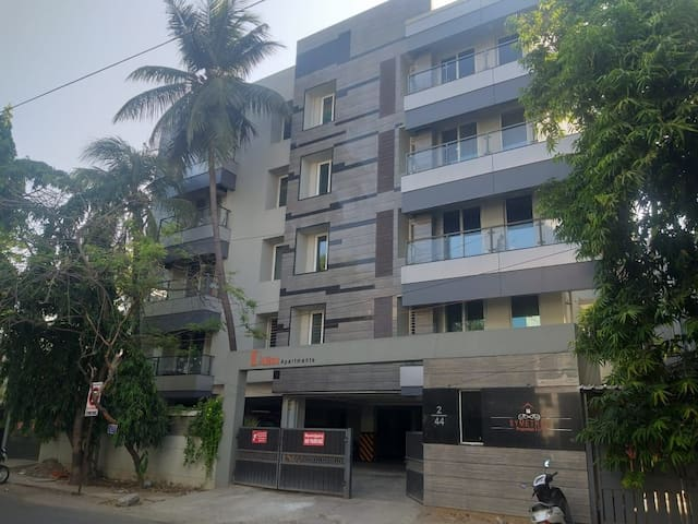 3Bhk Apartment in Prime Area ideal for familes