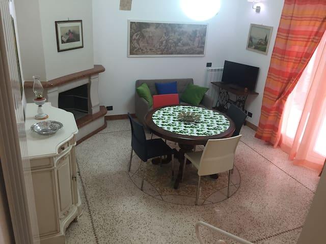 Salento - appartamento nel centro di Ruffano - Ruffano - Apartment