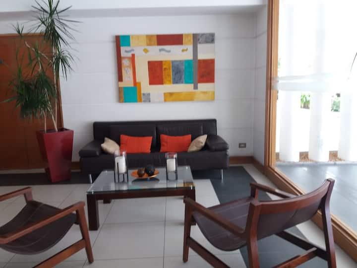 Lindo Departamento. Nice apartment. Ñuñoa.