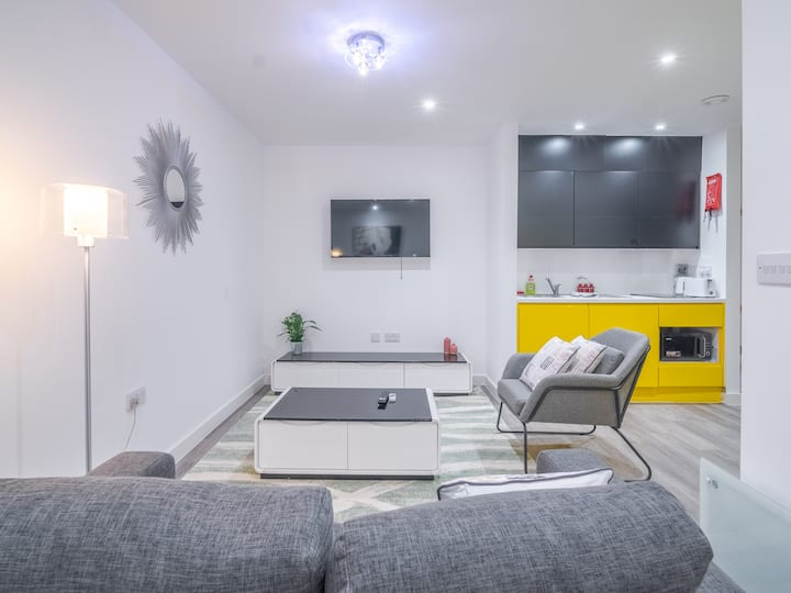 Central Sheffield City Apartment
