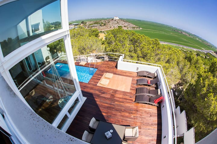 Luxury Contemporary Villa - Cullera - Villa