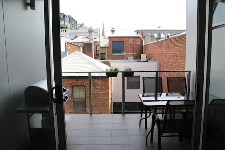 Apartment in Heart of Fitzroy/Collingwood - Collingwood - Apartamento