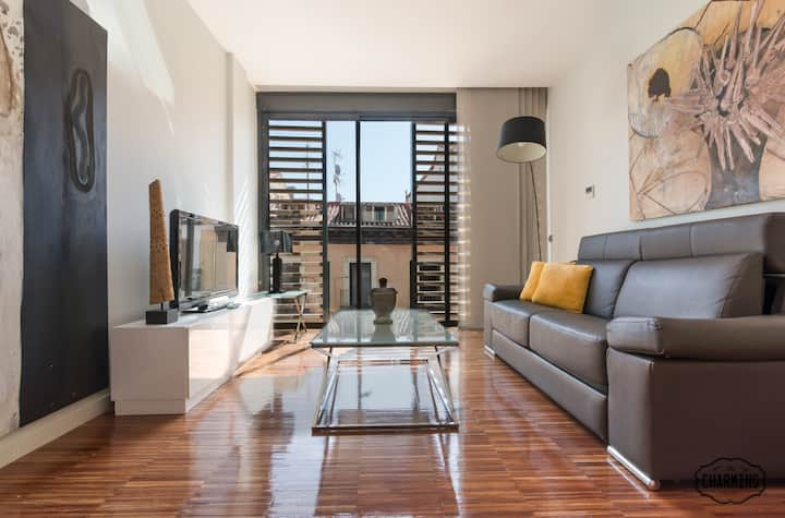 Charming Chueca Apartments III - Parking, Terrace