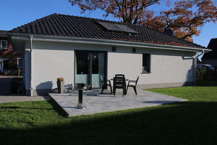 """Ferienhaus """"Anker"""" auf Rügen"""