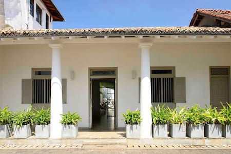 No. 16 Fort House - Galle
