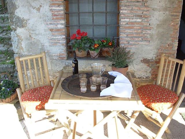 """Casa della """"Zama"""" con Piscina - Bagni di Lucca - House"""