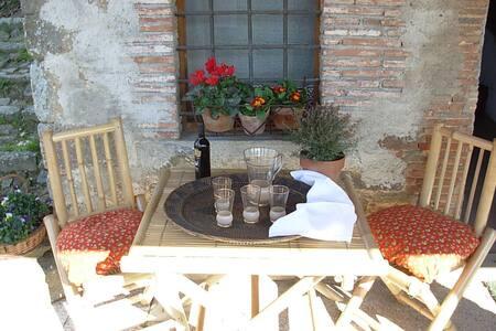 """Casa della """"Zama"""" con Piscina - Bagni di Lucca - Ház"""
