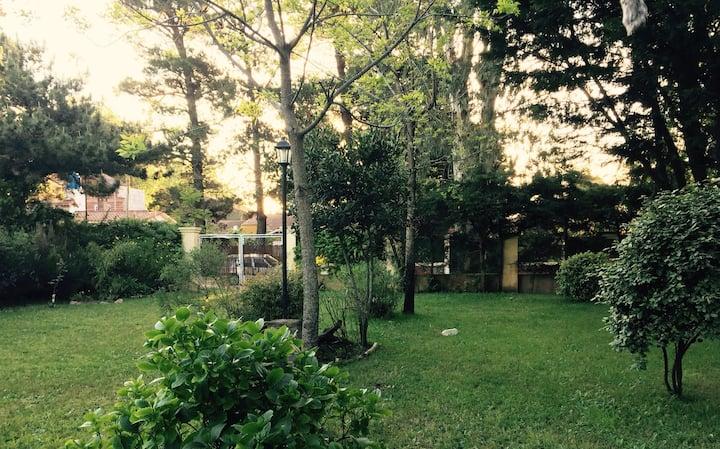 """Casa parque """" Clementina"""" en San Bernardo"""