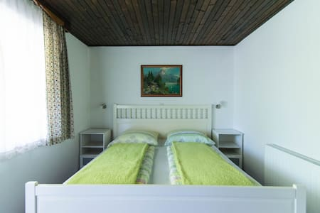 Double Room with Balcony - Bled
