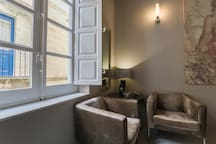 ✌ Cosy and relaxed ♥ 1BR hideaway in Valletta ⬆