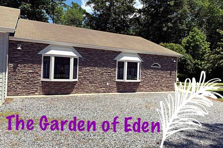 The Garden of Eden NEW off season rates- Book Now!