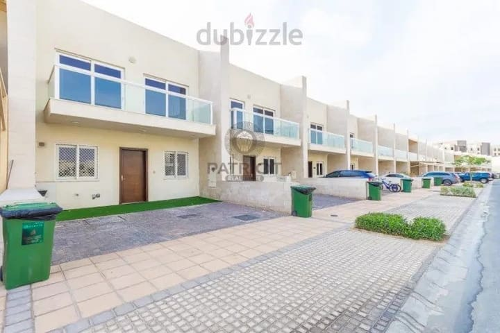 3 Bedroom Villa with daily cleaning @ 7500 Aed/M