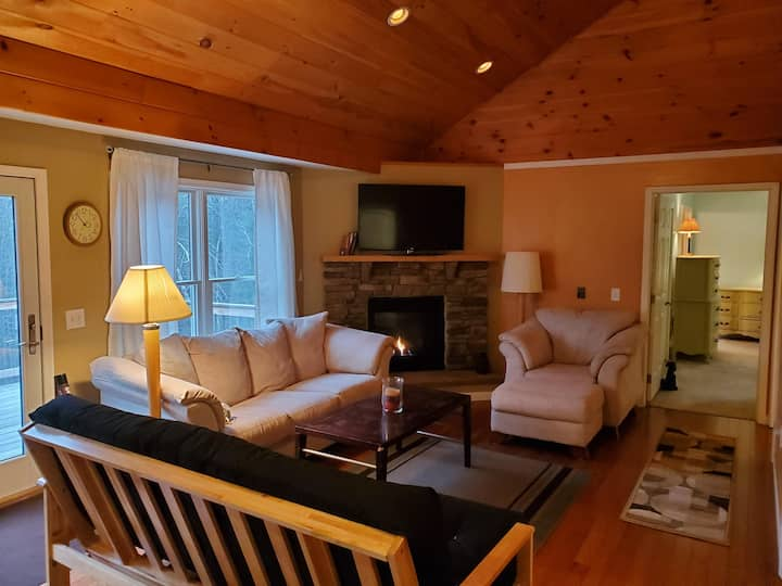 Brant Lake hideaway,  the heart of the Adirondacks