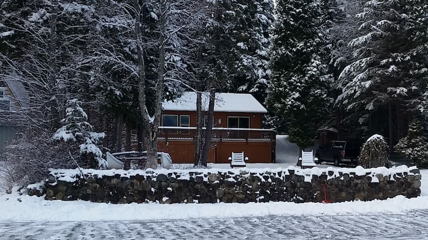 Water Front Cabin on Lakelse Lake, Terrace, BC.