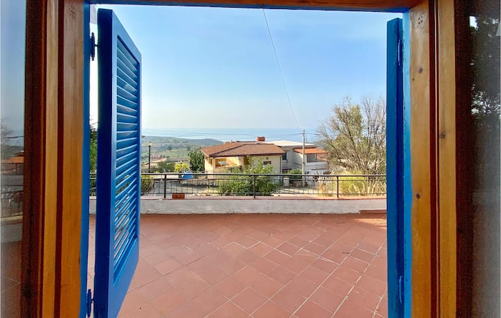 Beautiful home in Marina di Camerota with 1 Bedrooms