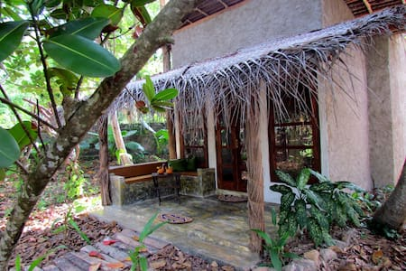 Dreamtime Palm Cabana - Hikkaduwa  - Bed & Breakfast