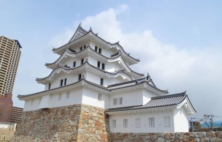 "★FEEL LOCAL☆""旅の間""からはじまる関西旅行☆☆☆尼崎城もありますよ。"