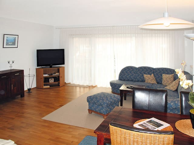 48 m² Apartment Appartementhaus Glowe for 4 persons - Glowe - Pis