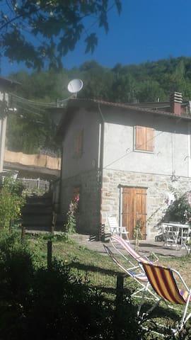 Tipico bilocale di montagna. - Abetone, Toscana, IT - 獨棟