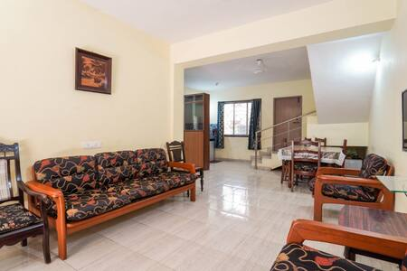 3 bedroom holiday villa #4 in North Goa