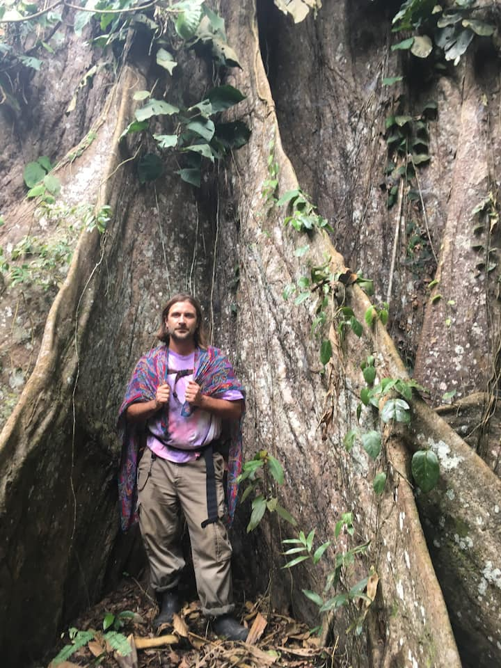 Stones Guiding Remote Amazon Expeditions