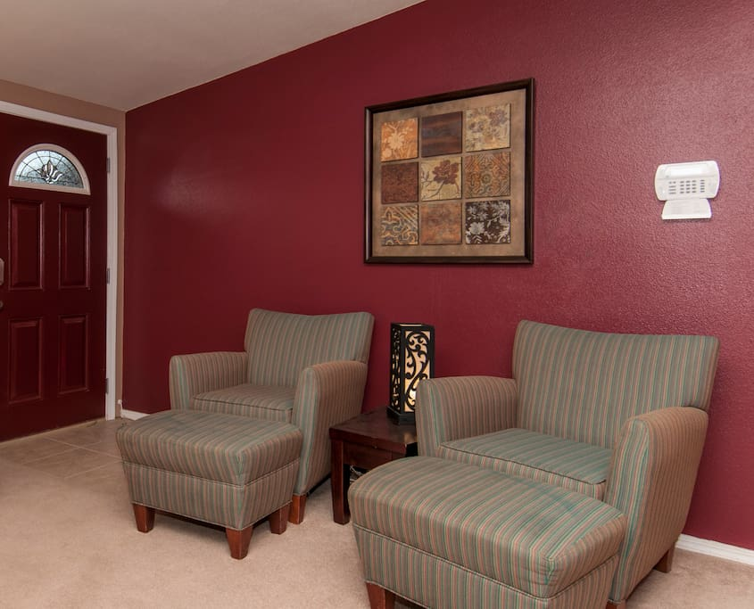 We offer cable, internet and security system for your comfort and convenience.