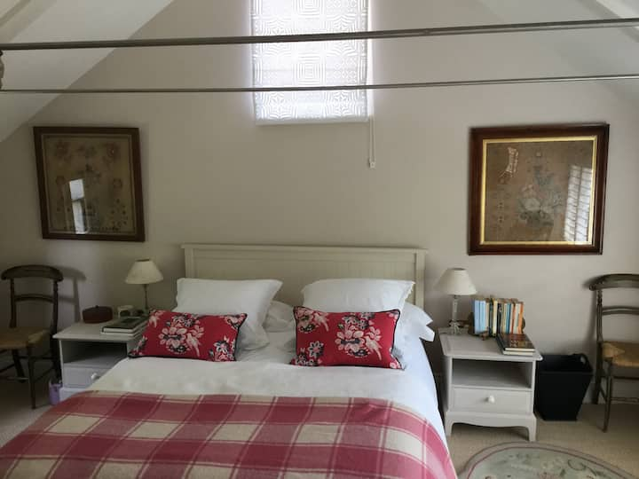 Stylish, light and comfortable Suffolk abode