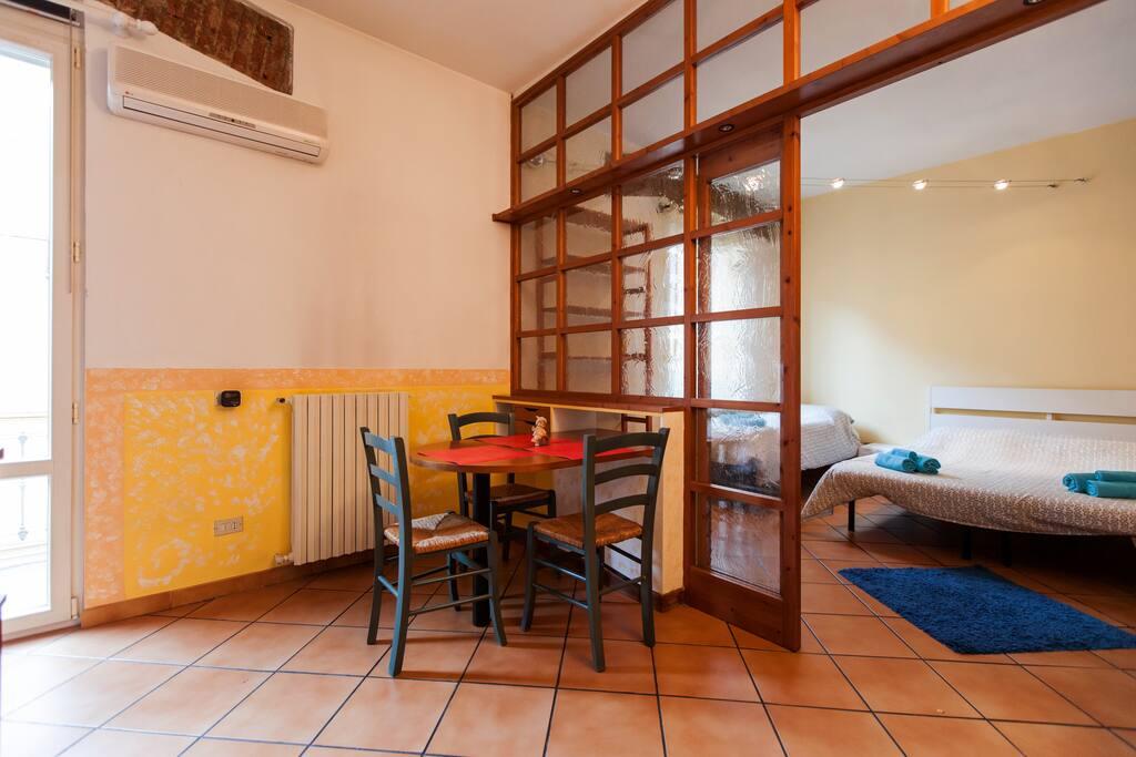 Porta venezia house appartamenti in affitto a milano for Porta venezia metro