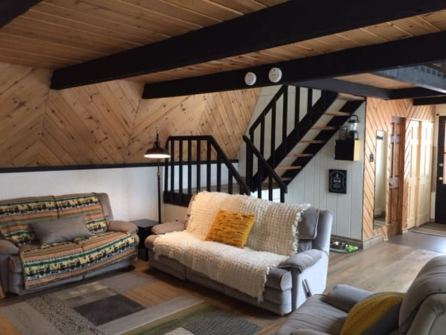 Rustic - chic retreat Orford National parc