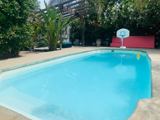 Fun-in-the-Sun Outdoor Pool Day Rental