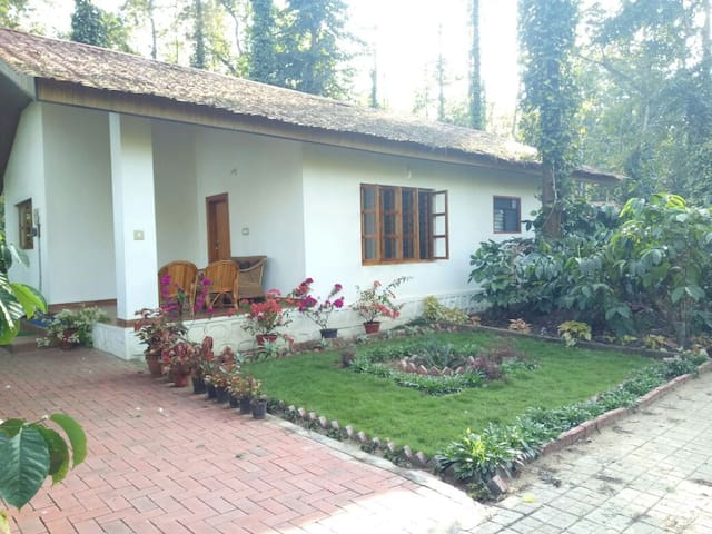 Perfect Getaway Villa-Home Stay in Chickmagaluru.