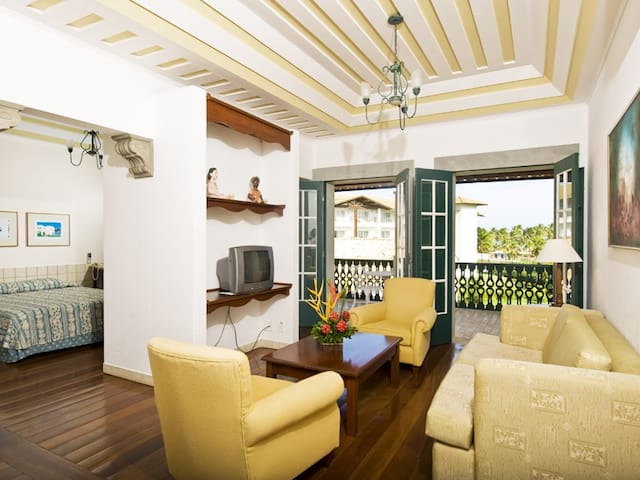 COSTA DO SAUIPE POUSADAS - Salvador - Apartamento