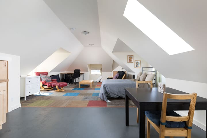 Private Attic Studio