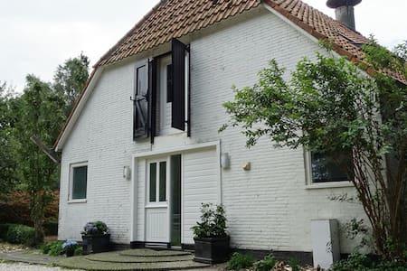 Bosslag vakantiehuis nabij Lemmer - Rutten