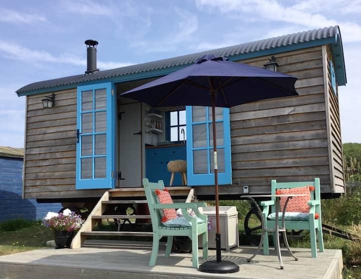 The Seaside Shepherd's Hut