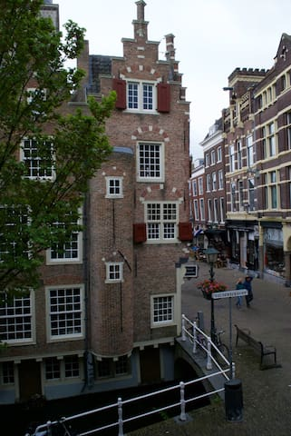 Spacious apartment in the heart of historic Delft - Delft