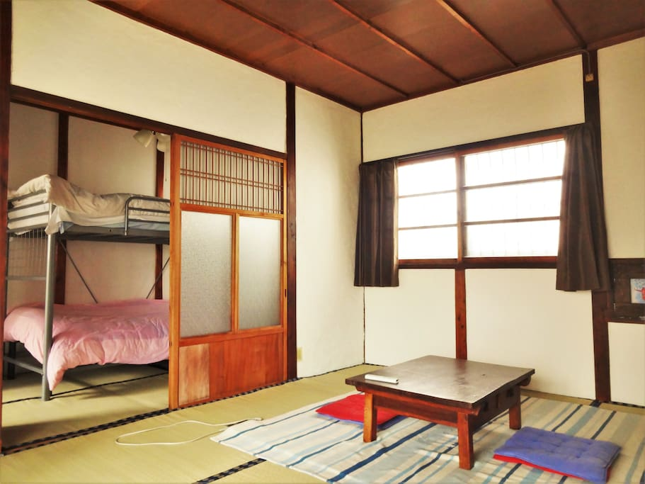 Tatami room Guesthouse HANARE(For 2 people)