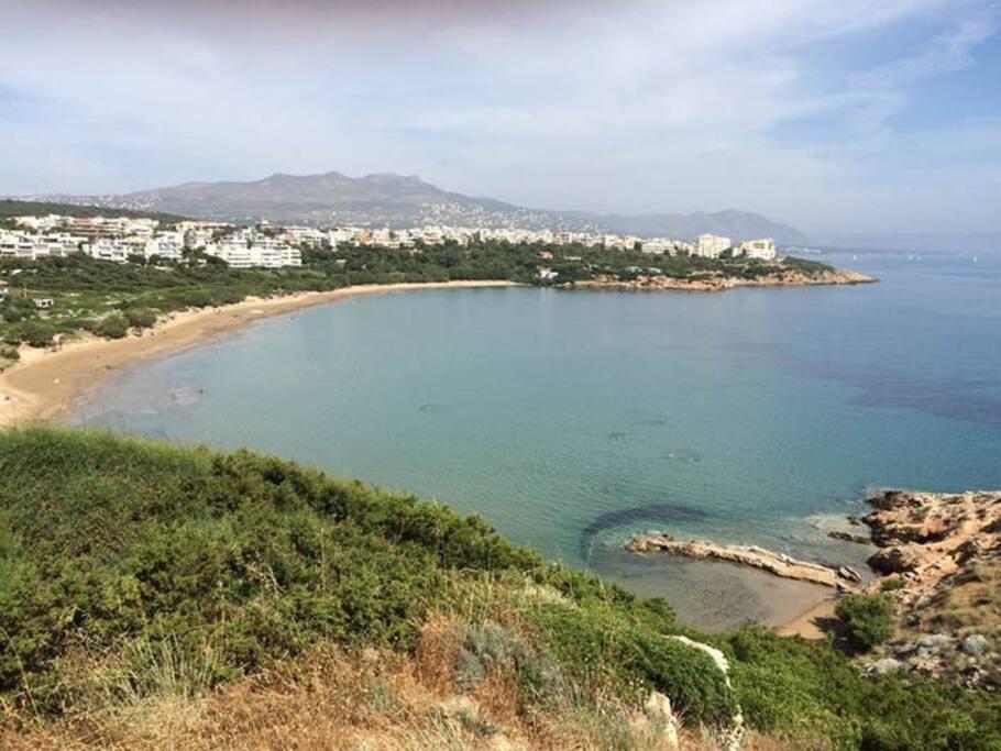 panoramic view of the Marikes!