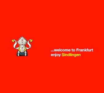 Welcome to Frankfurt - enjoy Sindlingen