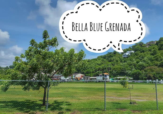 Sea Blue Apartment, Bella Blue Grenada - The Lime - Appartement