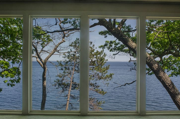 Rockport Oceanfront Home - Rockport - Huis