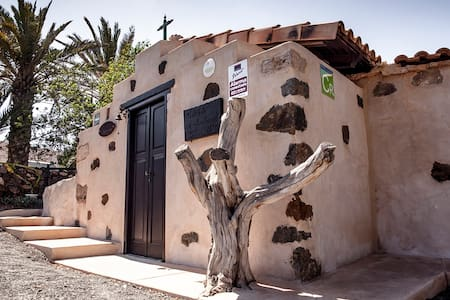 Casa Andresito: Your Rural House in Fuerteventura - Pájara - บ้าน