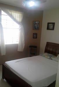 cuarto confortable n un lugar tranquilo y acogedor - Panamá
