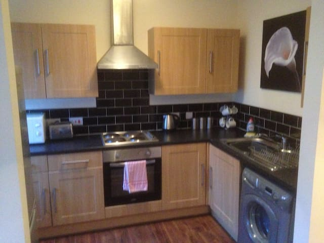 Sienna Apartment 4 - Blackpool - Pis