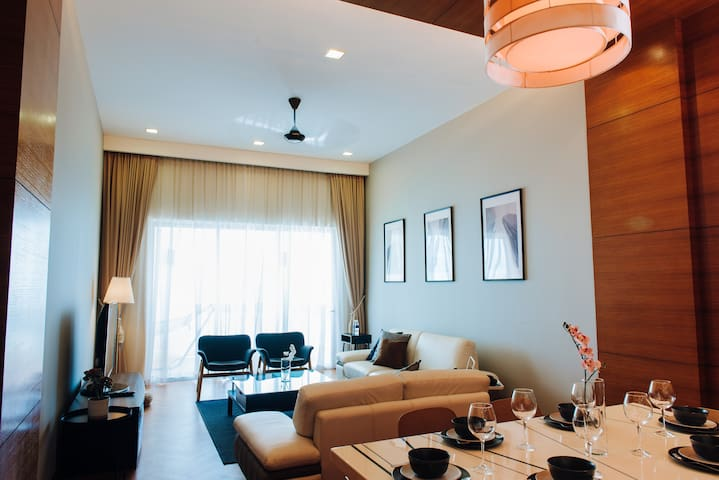 PY|Luxurious Straits Quay Seaview Suite | 豪华无敌海景套房