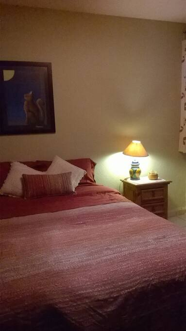 A elegir cama queen size o matrimonial