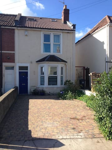 Recently renovated Victorian House - Bristol - House