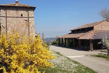 Agriturismo Antica Torre, tradizione e relax - Salsomaggiore Terme - Bed & Breakfast