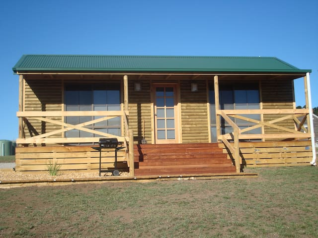 "Buchan Riverview ""Jessica's Cottage""."