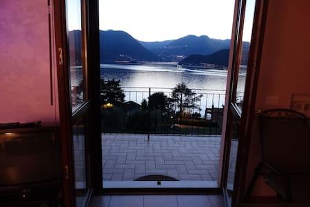 La casa di Mina - Sulzano - Lägenhet